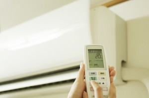 air conditioner preset temperature