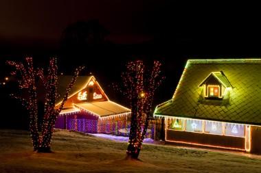 Christmas-led-house