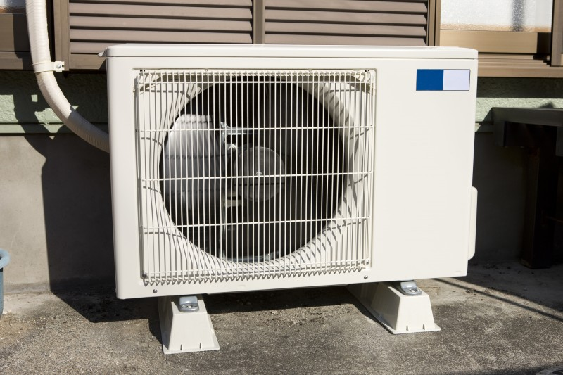 エアコンの室外機の消費電力は大きい