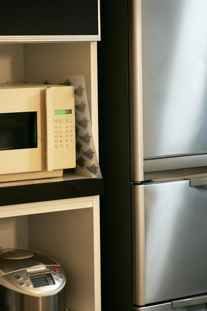冷蔵庫には隙間が必要