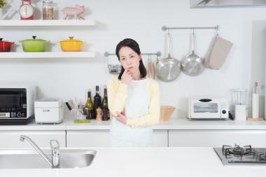 ミドルの主婦(キッチン)