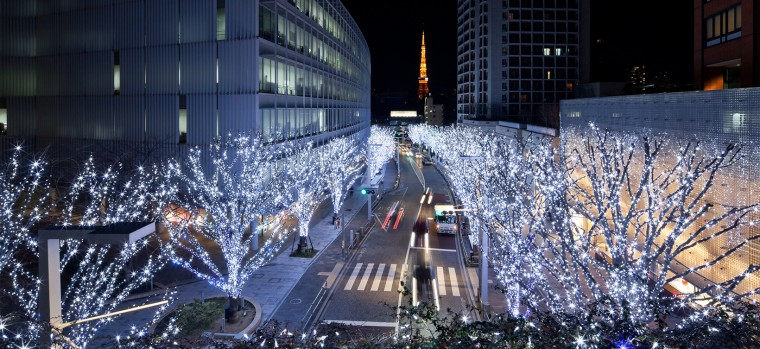 Roppongi Hills Artelligent Christmas 2015