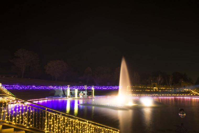ぐんまフラワーパーク 妖精たちの楽園