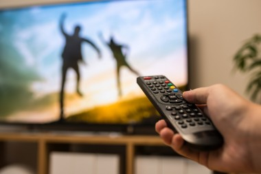 (※)テレビの映像はフィクションです。撮影用に作成したイメージとなります。