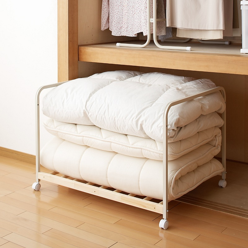 Futon With Storage Bins Home Design Inspirations