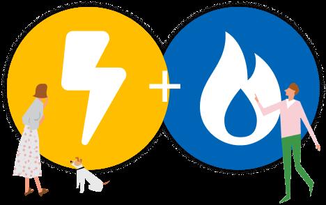 電気+ガス